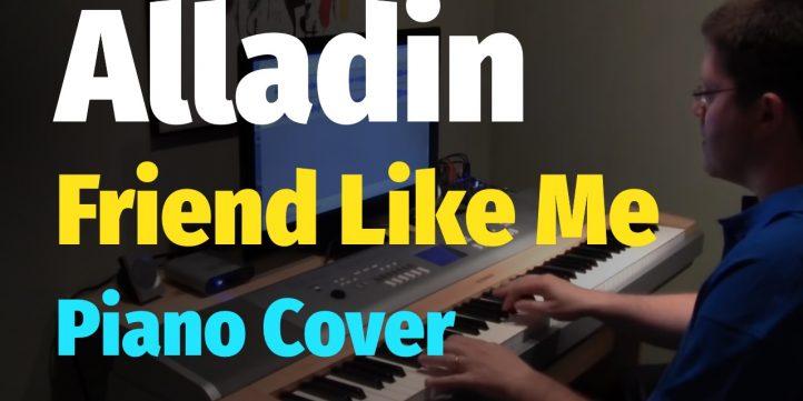 Friend Like Me - Aladdin (Alan Menken) - Piano | Slava Makovsky - Piano  Covers, Tutorials, Sheets and MIDI